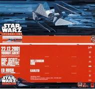Affiche Star Warz II