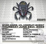 Affiche Star Warz VII
