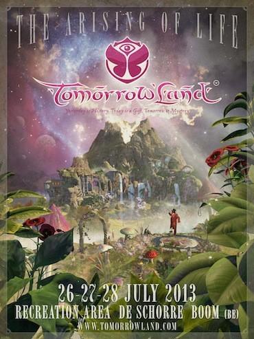Star Warz @ Tomorrowland 2013 - Sat 27-07-13, Tomorrowland